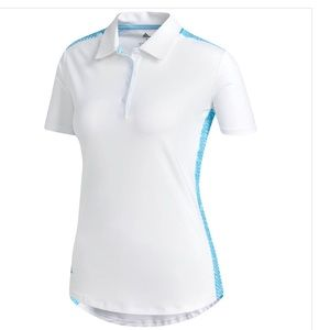 Adidas Ladies Ultimate 365 Polo Shirt